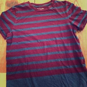 Boy's Johnnie B BODEN Striped Tee Shirt, 15-16y